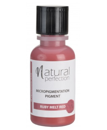 RUBY MELT RED, PIGMENT DO...